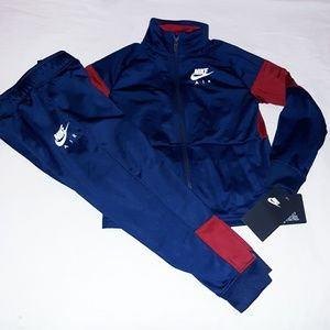 Nike Boys Toddler 2pc Warmer Track Suit